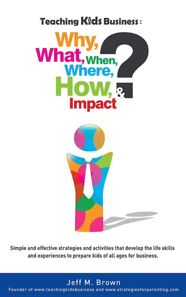 Teaching Kids Business: Why, What, Where, How, Impact